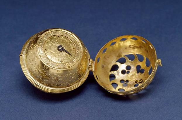el reloj de mano más antiguo conocido, de Philip Melanchthon-Public Domain