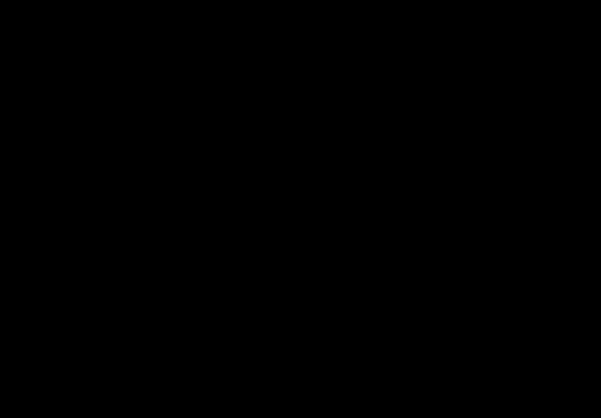 """""""El alfabeto Enoquiano con sus caracteres, los nombres de las letras, su equivalencia en inglés y su pronunciación (WikiCommons)"""