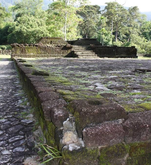 Construido en el siglo VI d. C., Candi Bukit Batu Pahat es el más conocido antiguo templo Hindú descubierto en el Valle de Bujang, en Kedah, Malasia. (CC BY-SA 2.0)