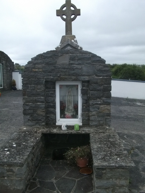 El Pozo Sagrado de Tullycrine, en Tullycrine, Irlanda (Janet/Blogging from the Bog)