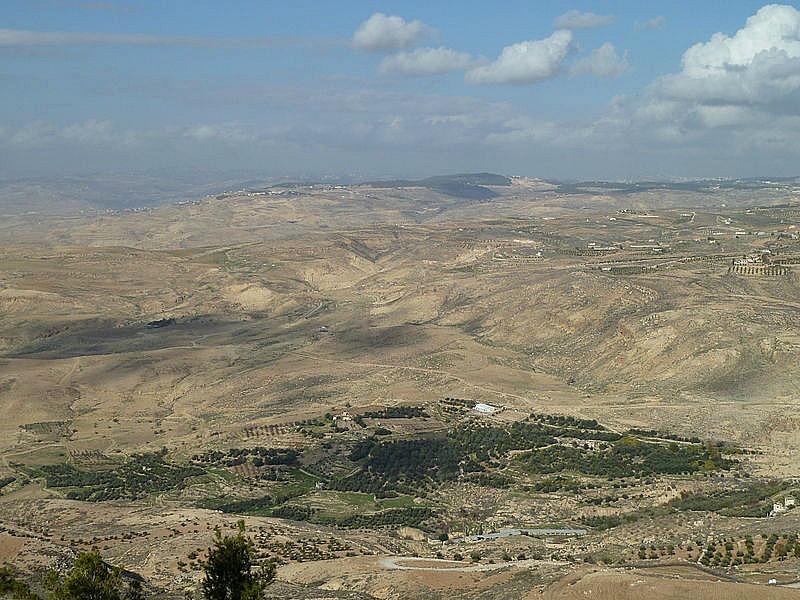 La ciudad está situada al sur del Valle del Jordán. (Deror_avi/CC-BY-SA-3.0)