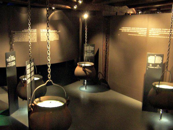 Una de las salas del Museo de las Brujas de Zugarramurdi (Flickr)