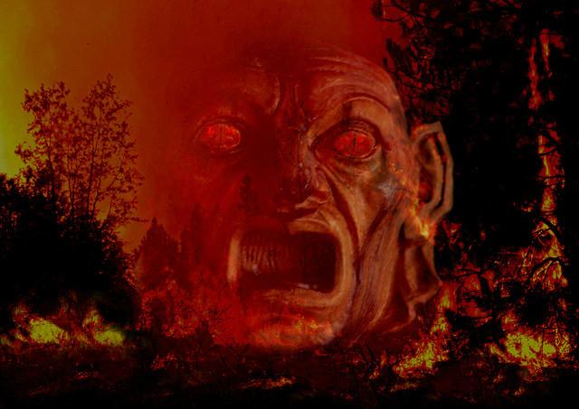Furiosos demonios de fuego nos recuerdan que debemos escuchar a nuestros mayores