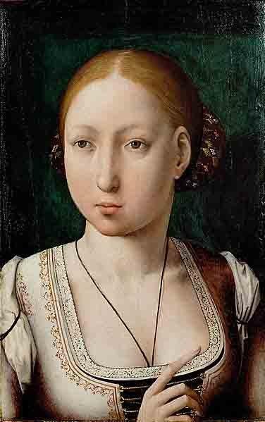 Retrato de Juana 'La Loca', Reina de Castilla y Aragón. (Dominio público)