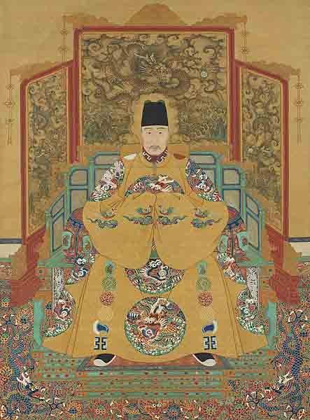 El emperador Jiajing fue un gobernante sádico. (Dominio público)