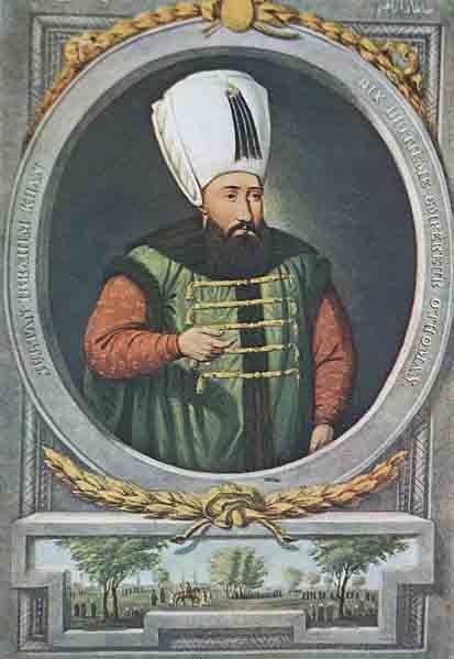 El Sultán Loco - Ibrahim del Imperio Otomano. (Dominio público)