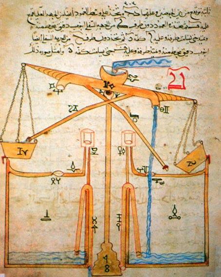 Los increíbles inventos incluidos por Ismail al-Jazari en su famoso libro proporcionan una ventana al productivo mundo del arte y la ciencia en el mundo musulmán medieval. (Dominio público)