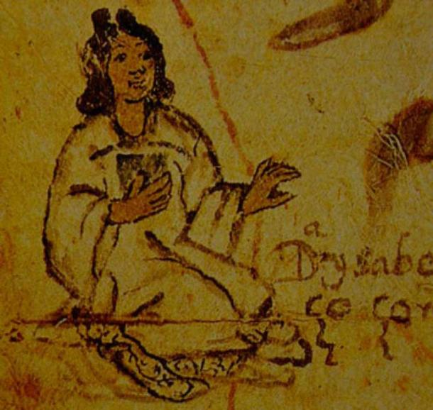 """Isabel Moctezuma fue explotada como el bien más valioso de Moctezuma debido a su poder de transmitir la """"esencia"""" de su línea de sangre a sus maridos. (INAH)"""