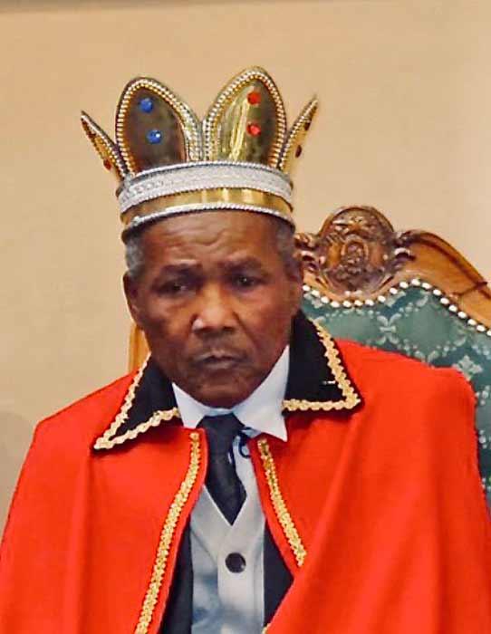 Rey Julio Pinedo, el actual rey afroboliviano. (BOCOLOM / CC BY-SA 4.0)