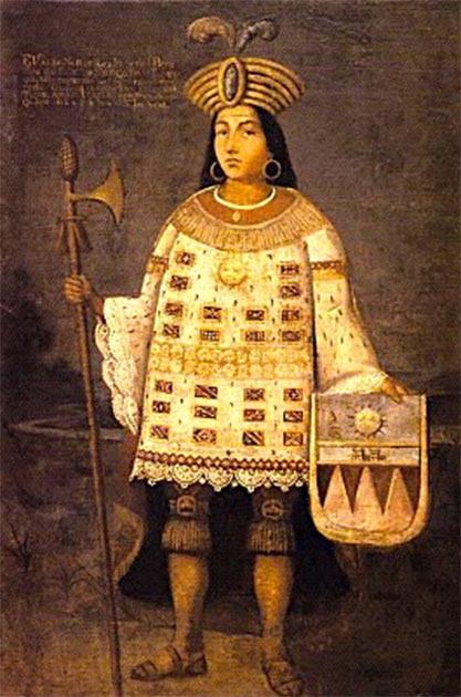 El último líder inca, Túpac Amaru, fue asesinado en 1572 por orden del virrey Francisco de Toledo del Imperio español. (Brandtol / Dominio público)