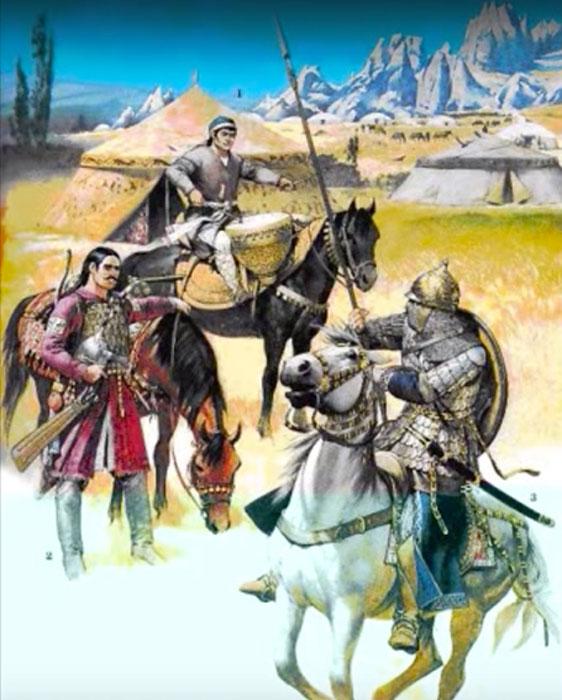 Los Seljuks se enfrentaron a un nuevo enemigo del oeste en la forma de la Primera Cruzada. (warhead300 / captura de pantalla de YouTube)