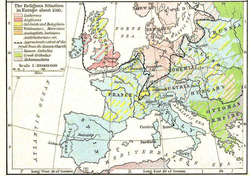 Mapa-difusion-reforma-protestante-Wikimedia-Commons
