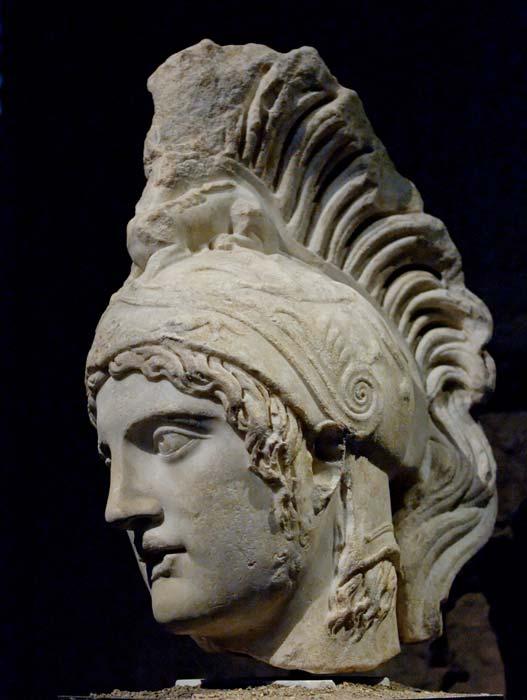 Los antiguos griegos asociaron a Marte con su dios de la guerra, Ares. (Dominio público)