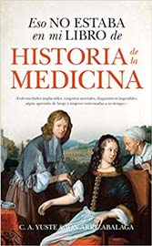 Eso no estaba en mi libro de historia de la medicina