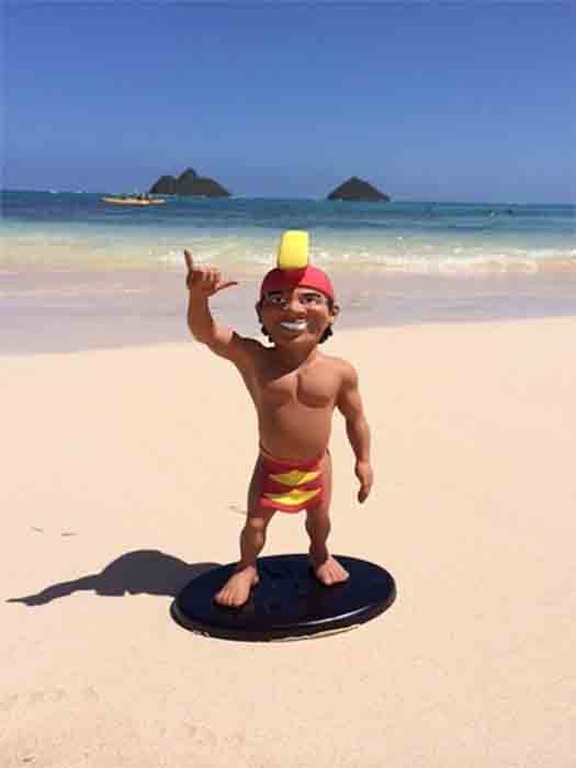 Los Menehune eran los pequeños habitantes arcaicos de la subespecie humana de Hawai. (Alexedennis / CC BY-SA 4.0)
