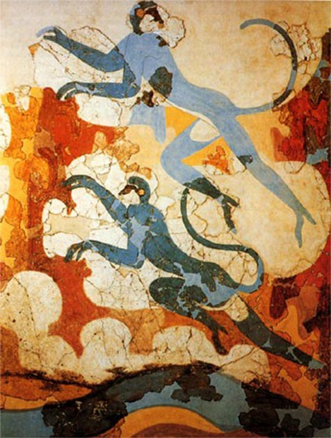 Monos identificados como vervets en el último estudio. (Antiquity Publications Ltd)