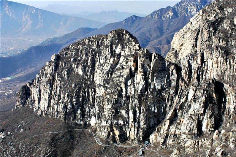 El Monte Song o Songshan está situado en la provincia de Henan y ha sido el más visitado por los emperadores. (Public Domain)