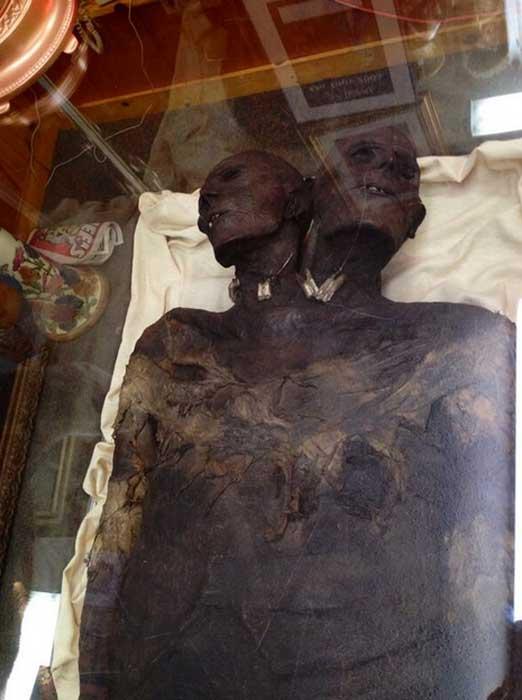 La momia de Kap Dwa. (CC BY SA)