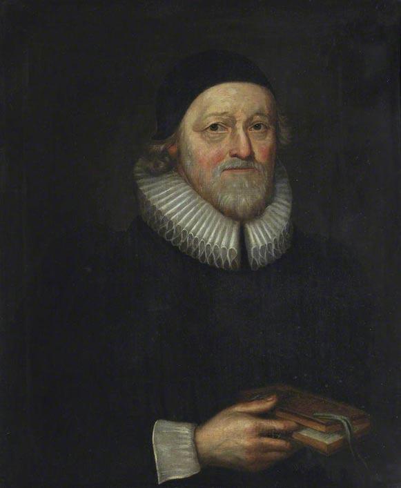 Retrato de Samuel Ward obra de Valentine Ritz (Wikimedia Commons)