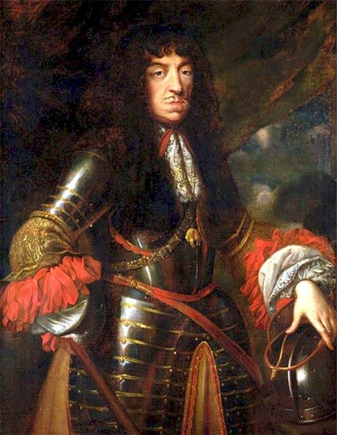 Retrato del rey Juan II Casimir Vasa. (Dominio publico)