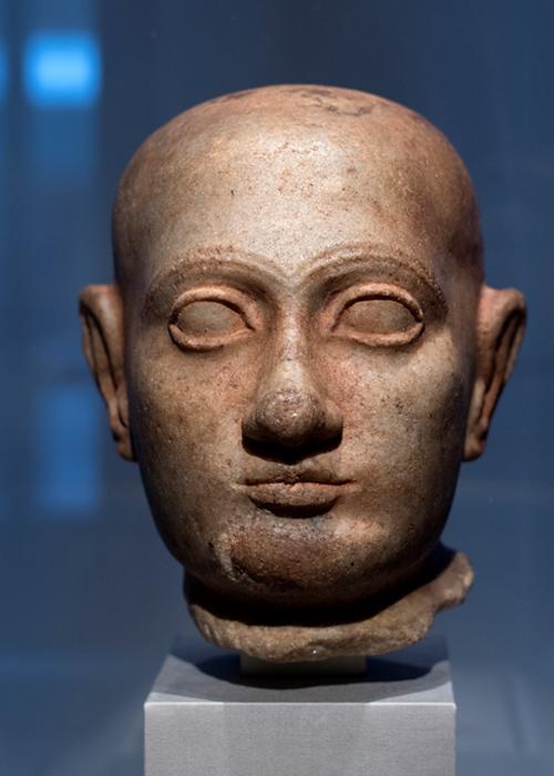 Retrato de cabeza de Shulgi, rey de Ur. (Dan Diffendale /CC BY NC SA 2.0)