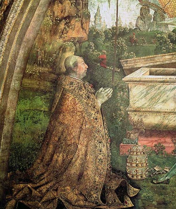 Originalmente Rodrigo Borgia, Alejandro VI provenía de una familia noble española prominente en asuntos eclesiásticos y políticos. (Dominio público)