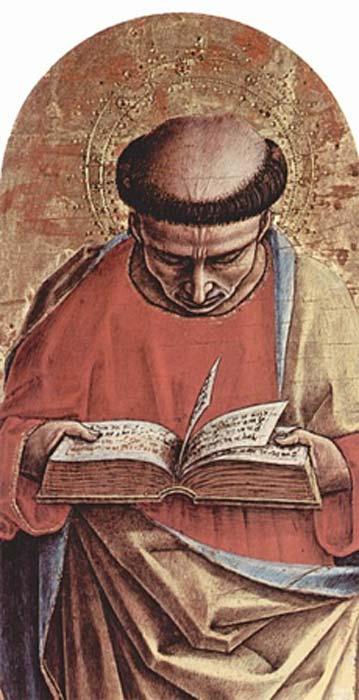 San Bartolomé (1473) por Carlo Crivelli. (Dominio publico)