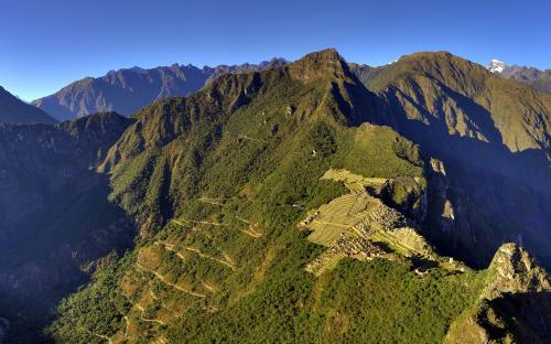 Machu Picchu desde Wayna Picchu (CC BY-SA 3.0)
