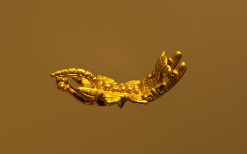 Figuras de oro - Museo de Oro, Bogotá, Colombia - Copyright Ancient-Origins