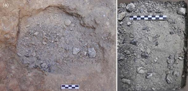 El descubrimiento original de los lingotes de estaño. (PLOS ONE)