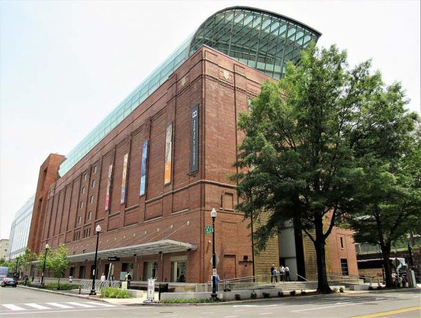El Museo de la Biblia en Washington D.C., en el centro del escándalo. (Farragutful / CC BY-SA 4.0)