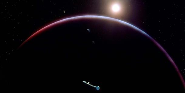 2001: Odisea espacial. (Bill Lile / CC BY-SA 2.0)