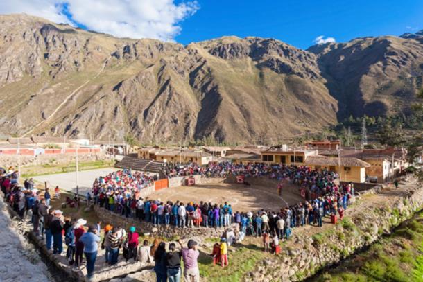 Unos 6000 turistas que visitan Machu Picchu todos los días. (saiko3p / Adobe)