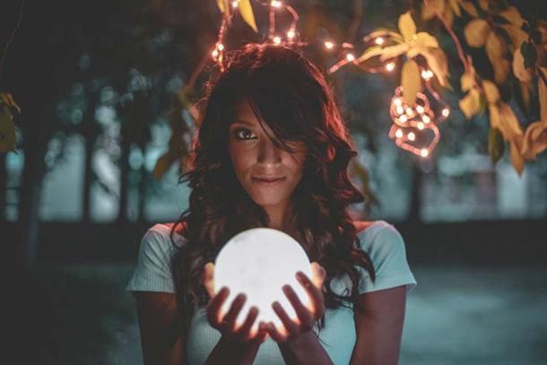 Bola de cristal. (pexels.com)