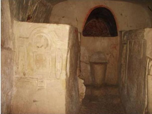 Cueva del Hejal en Beit Shearim