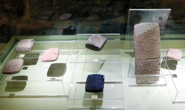 Tablillas cuneiformes, Kültepe, Turquía