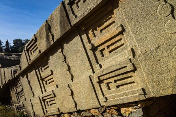 Etiopía - Aksum - Stelae Park - Obelisco de Axum. (Rudiernst / Adobe)