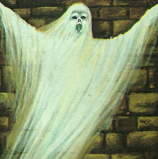 Fantasma medieval (Gallowglass / CC BY SA 3.0)