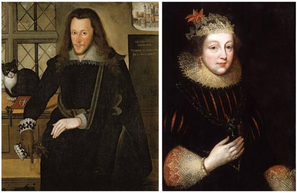 Henry Wriothesley y Elizabeth Vernon - ¿inspiró su historia a Shakespeare?