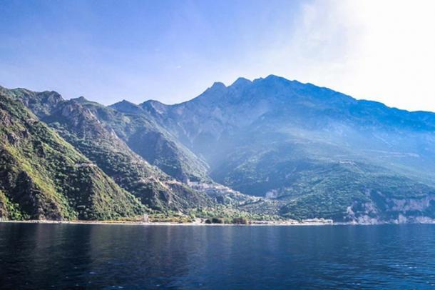 Monte Athos, Grecia. Aleksandr / Adobe)