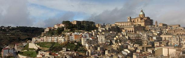 Piazza Armerina, Enna, Sicilia, Italia. (Mattis / CC BY SA 3.0)