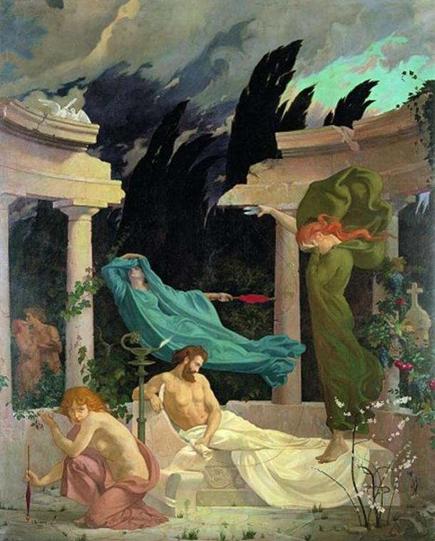 'Los Destinos' por Claude Dalbanne