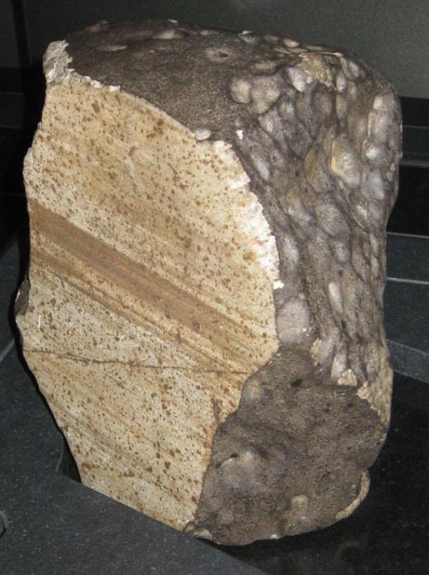 Meteorito de Wold Cottage