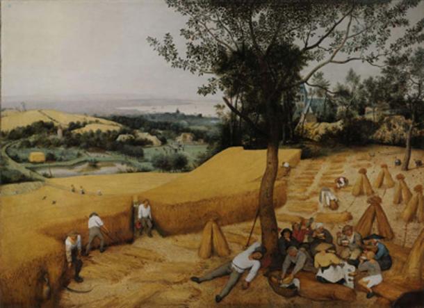 Agricultores neolíticos. (Dcoetzee / Dominio público)