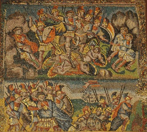Los amorreos aparecen en los textos sumerios, vienen del oeste y las referencias a ellos son hostiles. (Jonund / Dominio público)