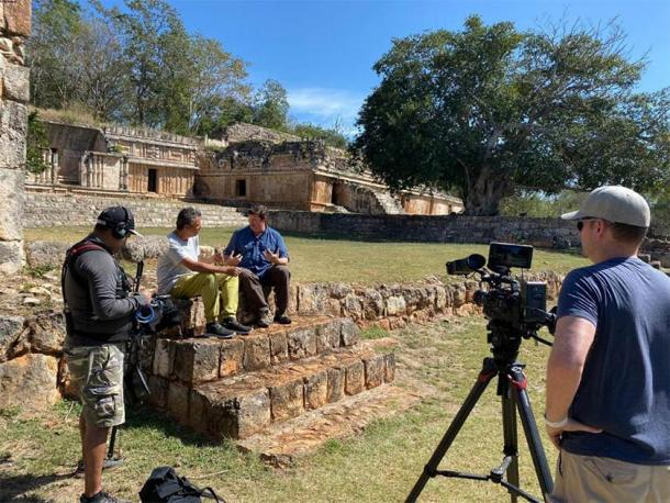 En términos arqueológicos, solo hemos arañado la superficie de la civilización maya. (Dr. Edwin Barnhart, director del Centro de Exploración Maya / Great Courses Plus)
