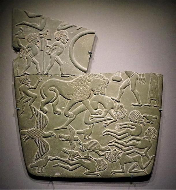 Arte de Egipto 3.100 a. C. del período protodinástico de la Edad del Bronce. (Joyofmuseums / CC BY-SA 4.0)