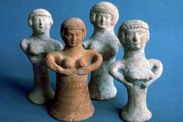 Figuras de Asera. (ninapaley)