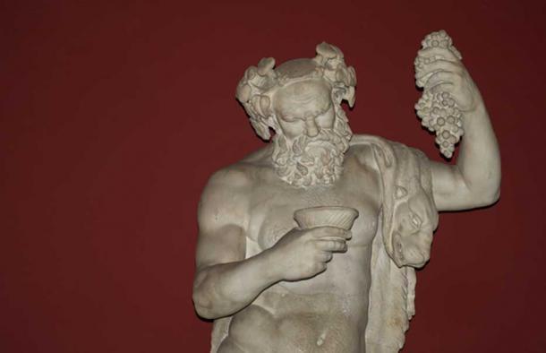 Baco (Dioniso), Museos Vaticanos. (Wouter Engler / CC BY SA 4.0)