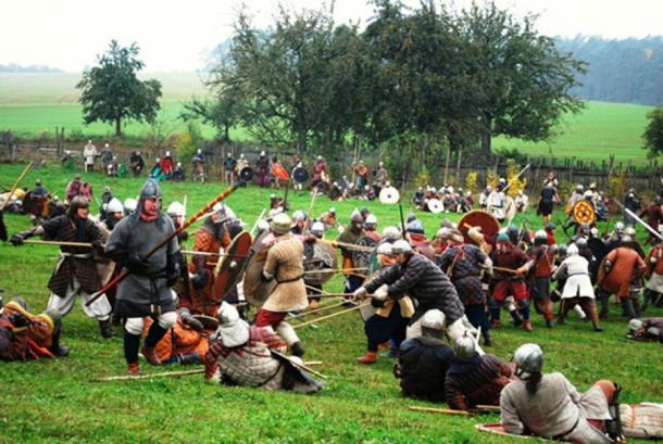 Un recreador de batalla murió y otro resultó herido mientras recreaba la Batalla de Antietam. (Gaertringen / Dominio público)